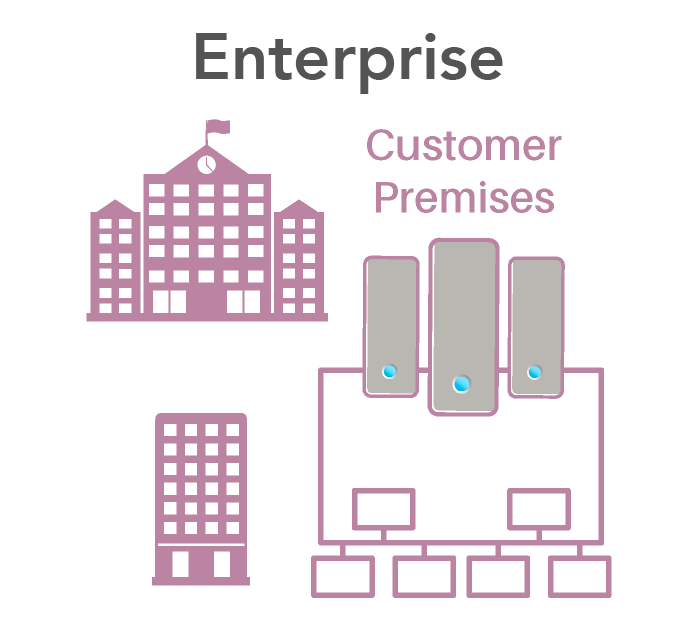 Enterprise Customer Premises